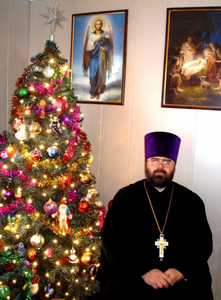 Поздравление для церкви на рождество